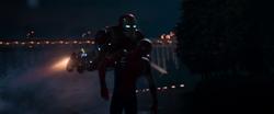 Stark salva a Parker