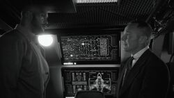 Coulson gives Mackenzie his advice