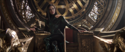 Hela Throne