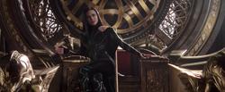 Hela Throne