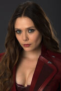 Scarlet Witch Final Costume