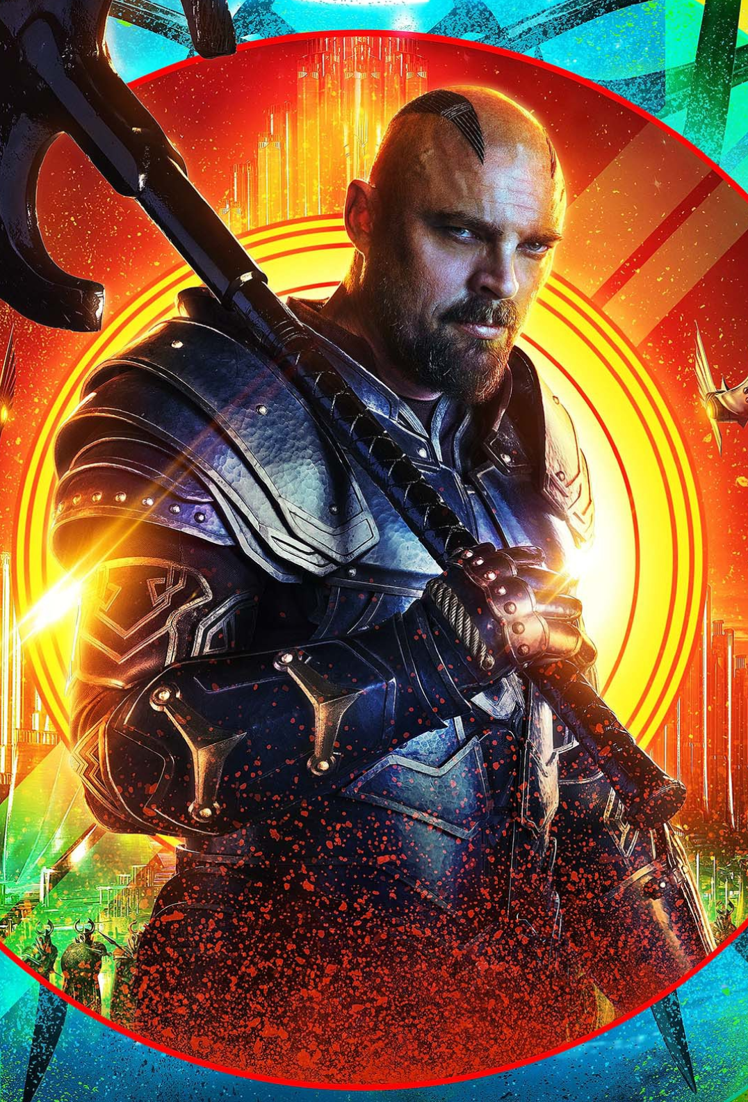 Executioner | Marvel Cinematic Universe Wiki | FANDOM ...