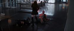 Wanda confronta a Visión