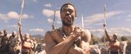 Black Panther - M'Baku vs T'Challa - YouTube