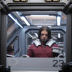 Barnes es encerrado en una celda.