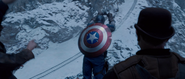 Captain America Zipline