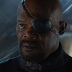 Fury trata de razonar con Rogers.