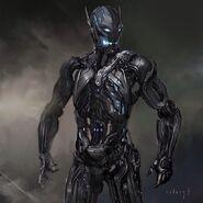 AAoU Concept Art Ultron Sentry