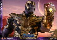 Avengers Endgame Hot Toys Thanos 10