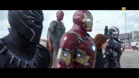 Capitán América Civil War Spot 'Prepárate'