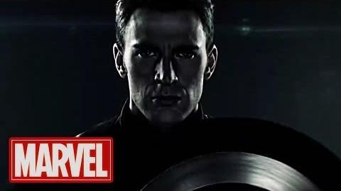 Captain America Civil War Trailer Teaser - Team Cap (2016) HD