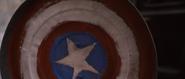 Captain America Trash Can Shield