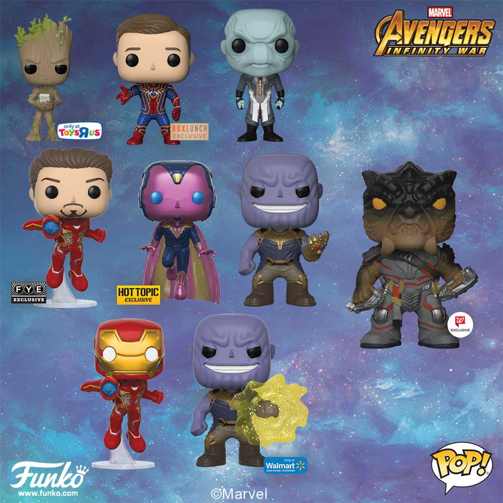 Image Infinity War Funko 2 Jpg Marvel Cinematic