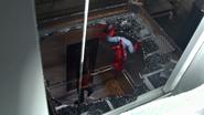 Spider-Man & Liz (Elevator Scene - TW BTS)