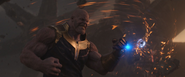 Thanos Creates A Vortex (Space Stone)
