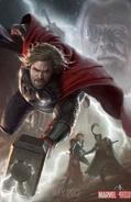 Avengers Poster - Thor