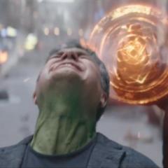 Banner es incapaz de transformarse en Hulk.