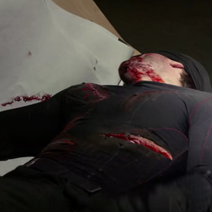 Murdock es atacado por Fisk.