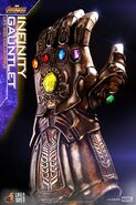 Infinity Gauntlet Hot Toys 1