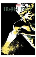 Iron Fist rejected poster 5