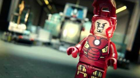 LEGO Avengers commercial, 2012 HD