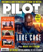 Luke Cage Pilot TV Cover