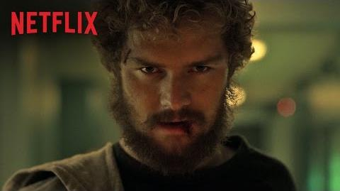 Marvel - Iron Fist - SDCC - Primer vistazo - Netflix HD