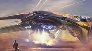 Milano Spaceship