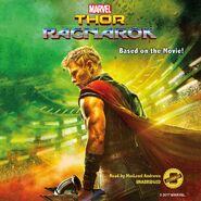 Thor Ragnarok Audiobook