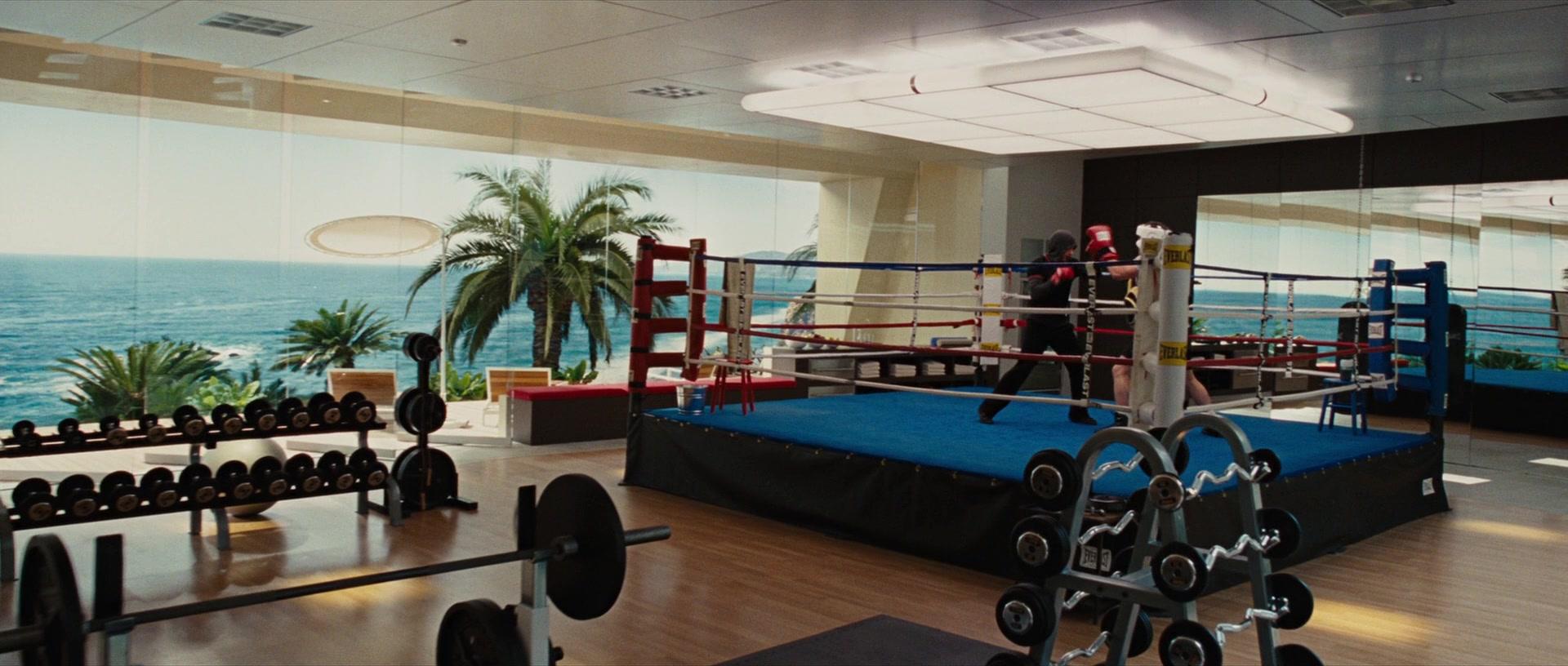 Iron Man House Interior. Gym Tony Stark s Mansion  Marvel Cinematic Universe Wiki FANDOM