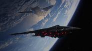 Zephyr One Spaceship