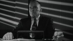 Coulson Out of the Past