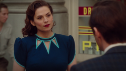 Peggy Carter - A Reason to Stay