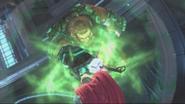 Ulik attacks Thor