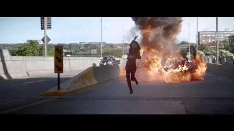 Capitán América El soldado de invierno Trailer 2 en español