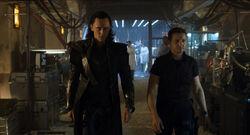 Loki and Hawkeye deleted scene 4