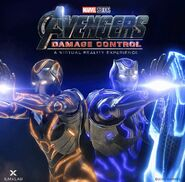 Avengers - Damage Control (Poster)