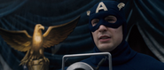 Captain America - USO Tour (Italy - 1943)