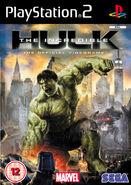 Hulk PS2 UK cover