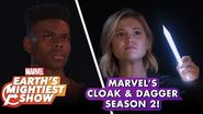 Marvel's Cloak & Dagger Season 2 Countdown Special! Earth's Mightiest Show