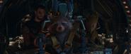 Thor, Rocket, & Groot (Farewell & Good Luck Morons)