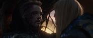 Tony Stark's Final Moments