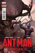 Ant-Man Larger than Life