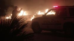 Ataque al convoy de la Policía Nacional de Colombia