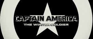Captain America The Winter Soldier Title Card (2014)