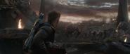 Hawkeye Battle of Earth 3