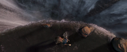 T'Challa Lifted (Warrior Falls)