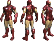 IronMan2 Suit MkVI