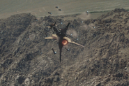 Jericho Missile (seperation)