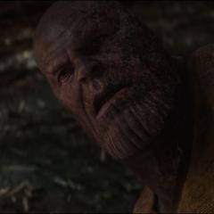 Thanos revela que destruyó las Gemas para que sus actos fueran irreversibles.